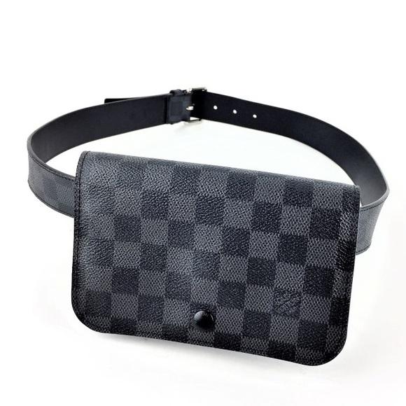 Louis Vuitton Bags   Authentic Lv Ceinture Pochette Homme   Poshmark 5aee52a9e57